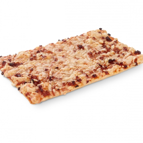 Porción pizza jamón y queso SP