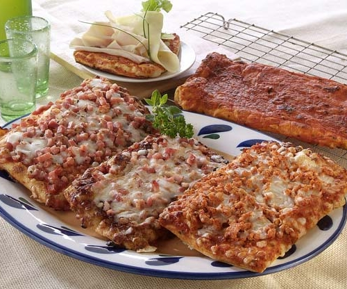 Porciones Pizza 14