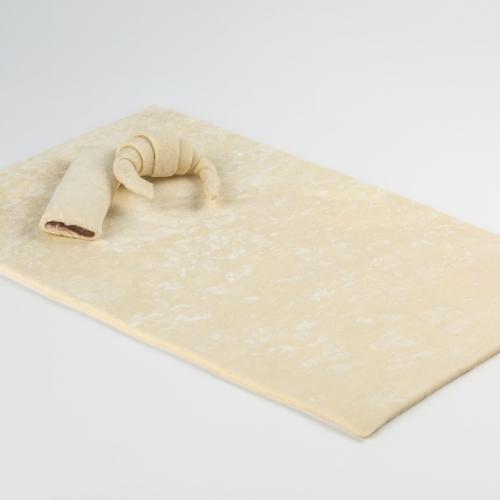 plancha de bollería semielaborada para hacer productos personalizados